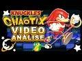 Knuckles Chaotix O ltimo Jogo Plataforma 2d Da Era Cl s