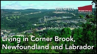 Corner Brook (NL) Canada  City new picture : Living in Corner Brook, Newfoundland & Labrador