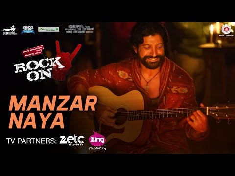 Manzar naya - Rock On 2 (2016)