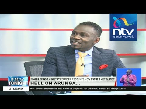 Hellon: I warned Esther Arunga, she did not listen