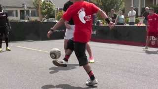 4th annual Portland Street soccer tourney.