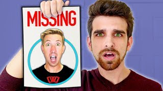 CHAD WILD CLAY & VY QWAINT are MISSING in Real Life! Project Zorgo Riddles & Clues Solved!
