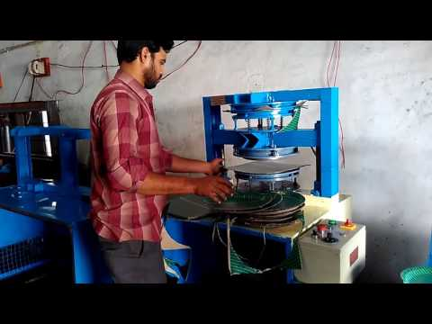 Download Paper Plate And Paper Cup Making Machines By AVR Small Scale Industries, Hyderabad HD Mp4 3GP Video and MP3