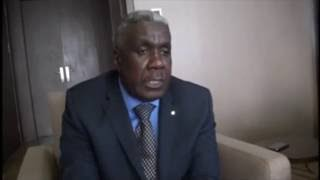 Dossier Télé 7 - Interview Frédéric Boyenga Bofala