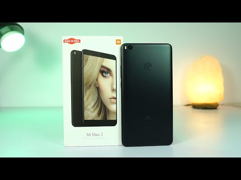 MI Max 2 Unboxing, Price, Specs and Initial Impressions