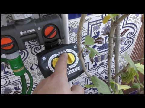 Kärcher Bewaesserungsautomat WT 4 - Kärcher KRS Topfbewässerungsset