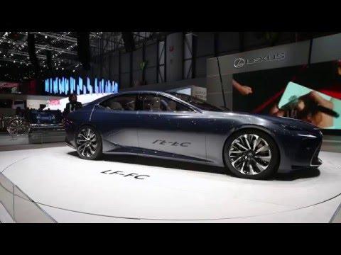 2016 Lexus LF-FC Concept