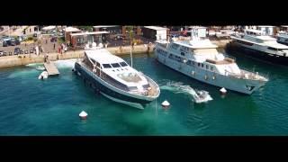 Porto Cervo Italy  city pictures gallery : DRONE FILM PORTO CERVO SHORT3