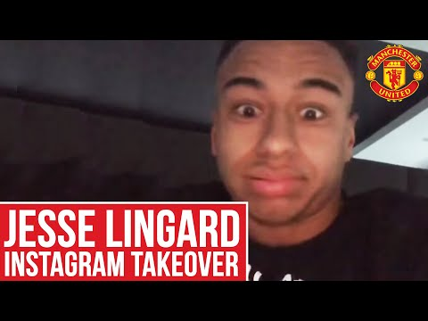 Jesse Lingard | A Day in the Life at Manchester United | Manchester United