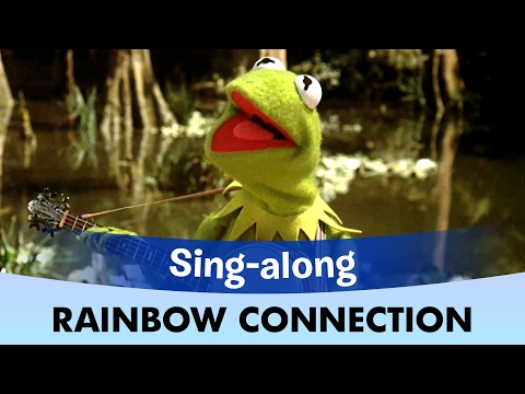Kermit The Frog Sing Along | Rainbow Connection | The Muppets