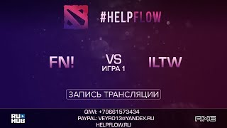 Fn! vs ILTW, Flow Tournament 1x1, game 1 [Adekvat, Smile]