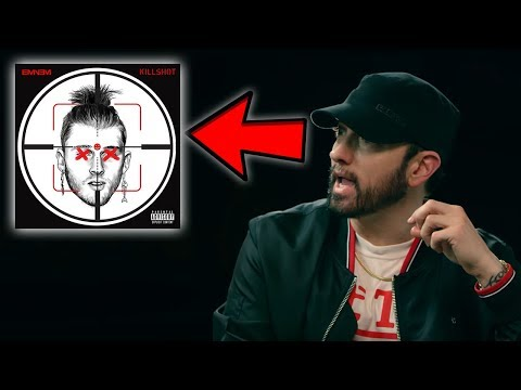HE REVEALES Meaning behind Killshot [Official Audio] - MGK Diss Response \
