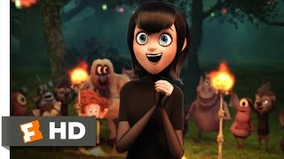 Nonton Hotel Transylvania 2  2 10  Movie Clip   Werewolf Birthday Party  2015  Hd Film Subtitle Indonesia Streaming Movie Download