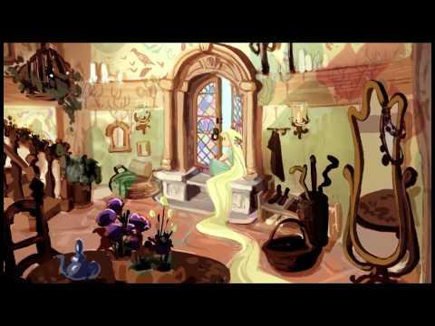 0 Disney Featurette: Tangled