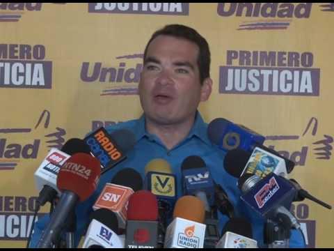 """Tomás Guanipa: """"El 1S inicia un mecanismo de lucha pacífica y de compromiso por Venezuela"""""""