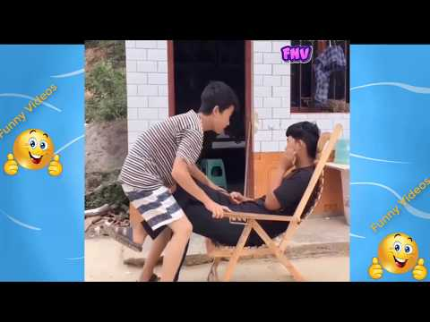 Best Funny Videos Joke 2017 - Funny videos Fails - Part 13