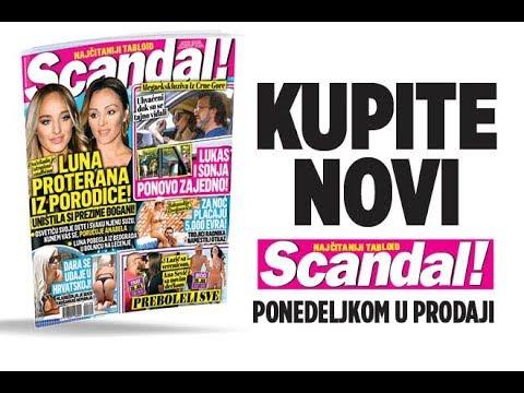 SCANDAL NOVINE! Luna PROTERANA IZ PORODICE ĐOGANI! Lukas i Sonja ponovo zajedno! Dara Bubamara se udaje u Hrvatskoj za košarkaša Nemanju