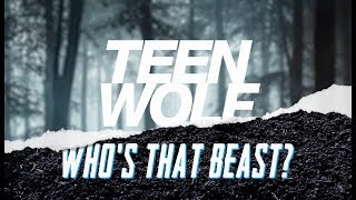 """Teen Wolf cast Tyler Posey, Dylan Sprayberry, Khylin Rhambo, Shelley Hennig, Charlie Carver, Cody Christianand, and series creator, Jeff Davis, play a game of """"Who's That Beast?""""Entertainment Weekly Radio is the latest pop culture news, & reviews of movies, TV shows & more from one of the leading entertainment brands. For more information, go to http://www.siriusxm.com/entertainment...Watch more videos from EW Radio: https://www.youtube.com/playlist?list...Connect with EW Radio:Facebook: https://www.facebook.com/Entertainmen...Connect with SiriusXM OnlineInstagram: http://www.instagram.com/siriusxmFacebook: http://www.facebook.com/siriusxmTwitter: http://www.twitter.com/siriusxmGoogle+: http://www.google.com/+siriusxmYou can hear entire episodes of SiriusXM programming on SiriusXM On Demand. For more information and a free trial go to: http://www.siriusxm.com/ondemandSubscribe to SiriusXM on Youtube: http://www.youtube.com/siriusxm"""