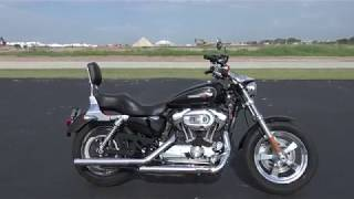 2. 441061 - 2014 Harley Davidson Sportster 1200 Custom   XL1200C - Used motorcycles for sale