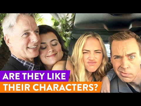 NCIS Cast: What Do They Really Think About Their Characters? |⭐ OSSA