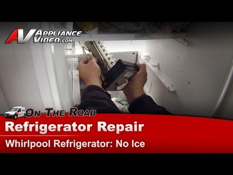 Get Service Free Or Paying Whirlpool French Door Refrigerator Ice