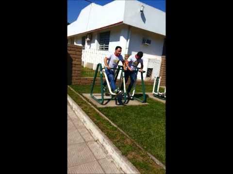 Los Missionários - Academia em Herveiras-RS