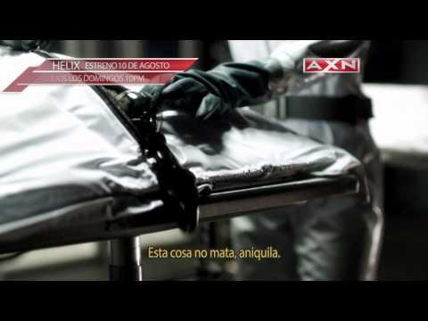 Helix - Todos los Domingos 10PM (Argentina)