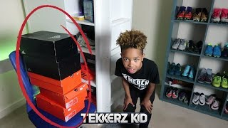 Video Unboxing 5 Pairs of Adidas & Nike Superfly Football Boots!! | SPOILT? MP3, 3GP, MP4, WEBM, AVI, FLV Juni 2018