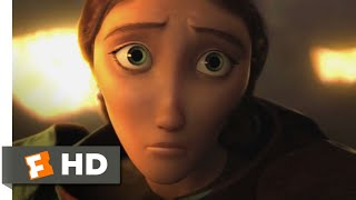 How to Train Your Dragon 2 (2014) - A Mother Never Forgets Scene (3/10) | Movieclips