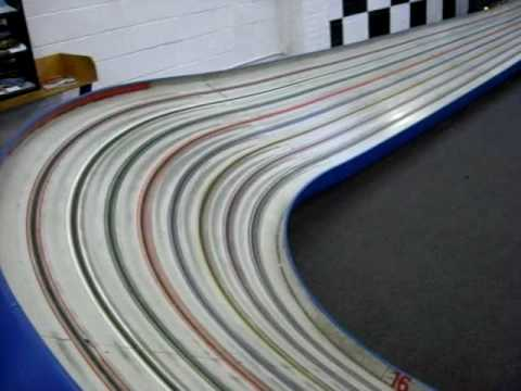 Open Cars on the King Track @ Slots-A-Lot Raceway