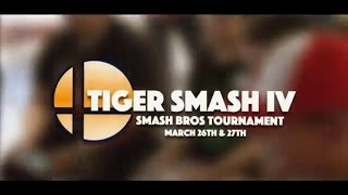 Please, come watch SC's Tiger Smash to help support the scene.