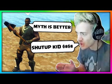 5 Deleted Ninja Clips He Doesn't Want You To See! - Fortnite (видео)