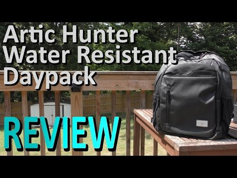 Arctic Hunter Lightweight Waterproof Daypack REVIEW