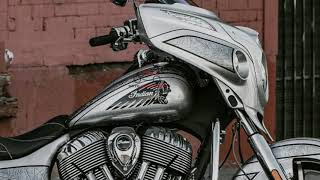 4. 2018 Indian Chieftain Elite Limited Edition Bagger | 2018 Indian Chieftain Elite First Look