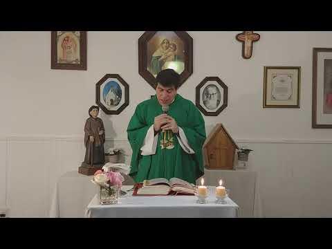 Misa del Domingo XXIX durante el año (18 de octubre de 2020)