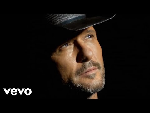 I like this song and its message check out Tim McGraw's new video!