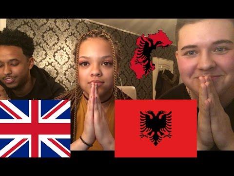 Reagimi i të rinjve britanikë kur dëgjojnë Era Istrefin, Noizy-n dhe Encën? (Video)