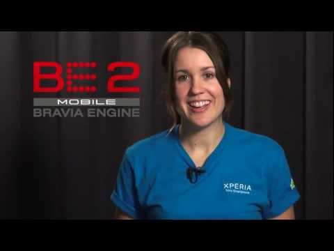 The new Mobile BRAVIA® Engine 2 takes your viewing experience to the next level [video]