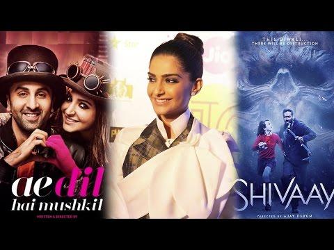 Sonam Kapoor Chooses Karan Johar's Ae Dil Hai Mush