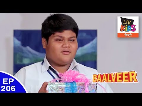Baal Veer - बालवीर - Episode 206 - Happy Birthday Manav