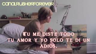 Back To December  Taylor Swift Traducida español