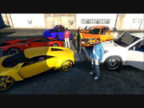 Gta 5: CBM music video (Nba youngboy Gravity)