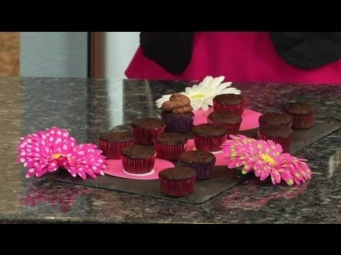 Recipe for Brownie Cupcakes Using a Brownie Mix : Baked Goodies