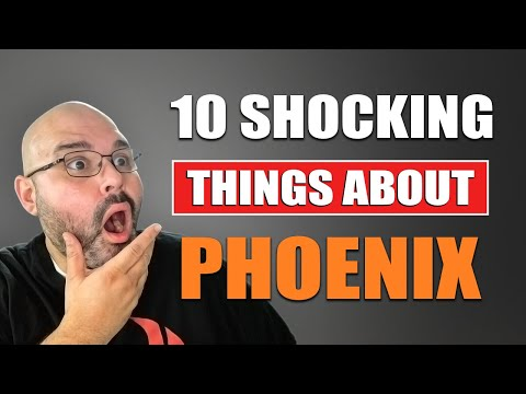 10 Things You Should Know Before Moving to Phoenix Arizona - living in phoenix arizona
