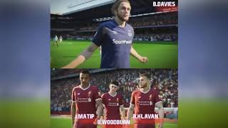 Video FIFA 18 NEW PLAYER FACES MP3, 3GP, MP4, WEBM, AVI, FLV November 2017