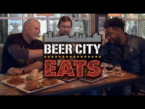 Beer City Eats - Episode 3: Perrin Brewing Co.