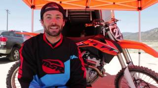 5. FIRST IMPRESSION: 2014 KTM 250SX-F - TransWorld Motocross