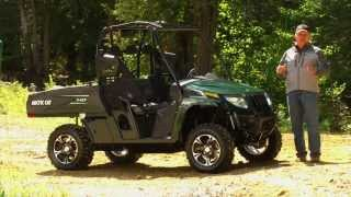 8. 2013 Arctic Cat Prowler HD-X 700 Test Ride