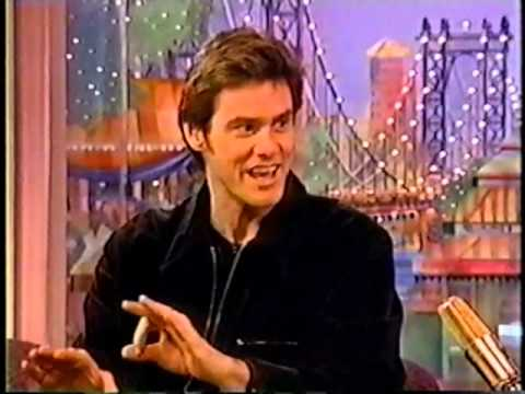 Jim Carrey on Rosie O'Donnell