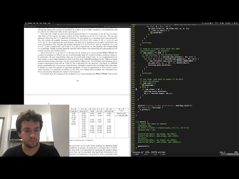 George Hotz | Programming | busy beaver five pt 3 | Science & Technology | part3